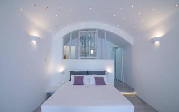 project flaskos suites @ Mykonos