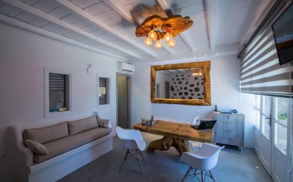 project Voula Apartments & Rooms @ mykonos
