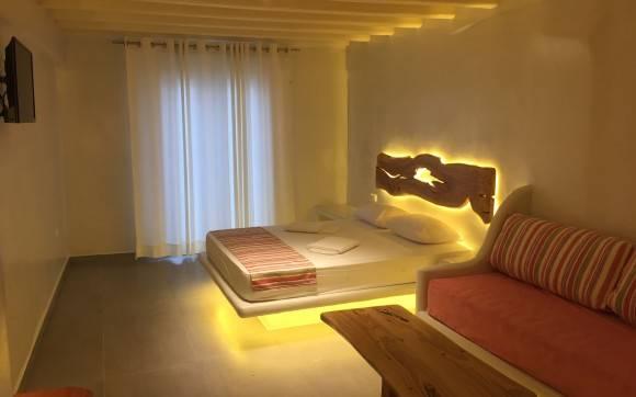 project eternal suites @ mykonos