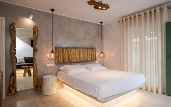 project sahas rooms @ mykonos
